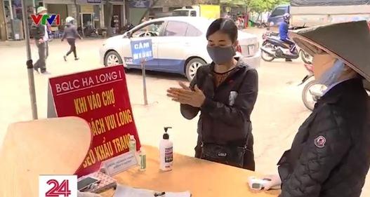 Quảng Ninh: Nhiều biện pháp phòng chống dịch bệnh tại các chợ dân sinh