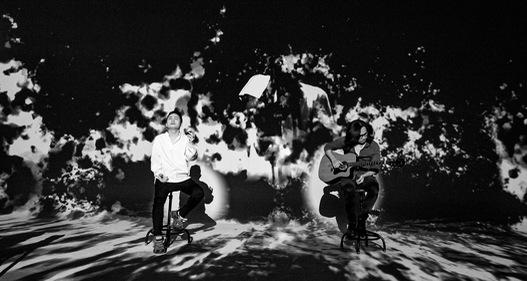 Tùng Dương bất ngờ hòa giọng với Trần Lập trong MV Cơn mưa tháng 5