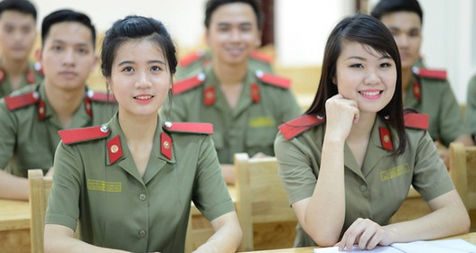 Điểm chuẩn hệ trung cấp các trường Công an nhân dân năm 2020