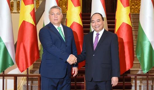 Hungary mong muốn phát triển quan hệ hợp tác nhiều mặt với Việt Nam