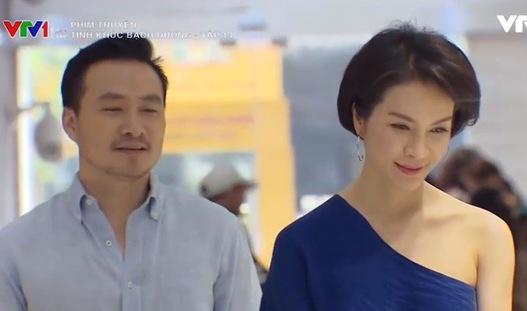 Tình khúc Bạch Dương - Tập 15: Về với chồng nhưng Quyên (Thanh Mai) vẫn tơ tưởng đến Hùng (Chi Bảo)