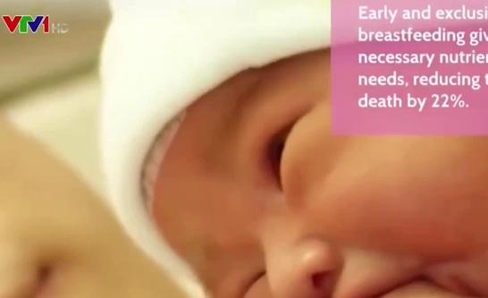 4 bước chính để cái ôm đầu tiên là sự khởi đầu mạnh khỏe cho trẻ