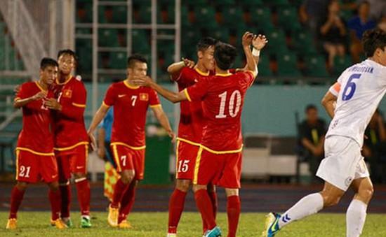 ĐT Việt Nam thắng đậm SV Hàn Quốc với tỉ số 3-0