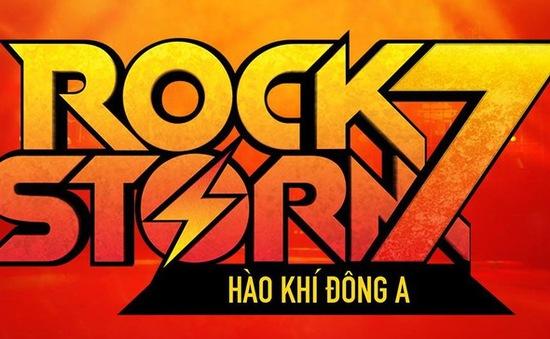 """RockStorm7: """"Bùng cháy"""" cùng các ban nhạc ngoại"""
