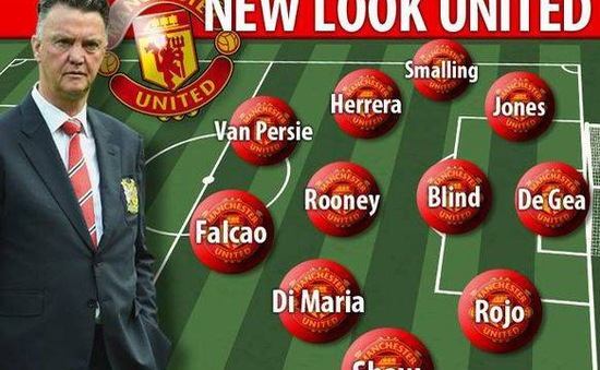 """Man United đã có """"bột"""", Van Gaal có gột nên hồ?"""