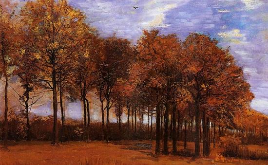 12 tuyệt phẩm hội họa về mùa thu