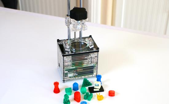 iBox Nano -  Máy in 3D nhỏ, nhẹ và rẻ nhất thế giới