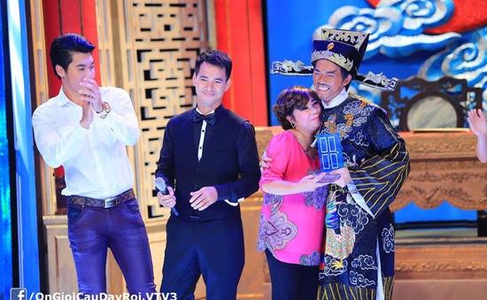 """Vào vai """"Bao Công"""", Hoài Linh cho khách mời lên """"thớt"""""""