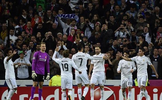 Thắng tối thiểu Liverpool, Real chính thức có vé đi tiếp tại Champions League