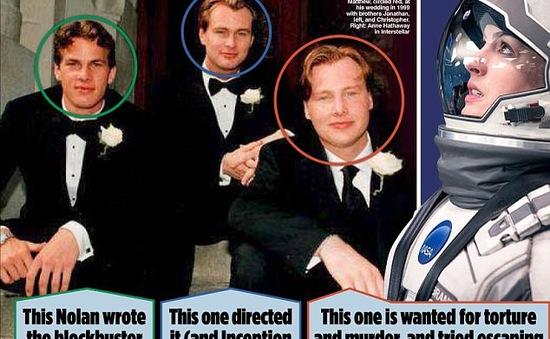 Anh trai đạo diễn Christopher Nolan là sát thủ?