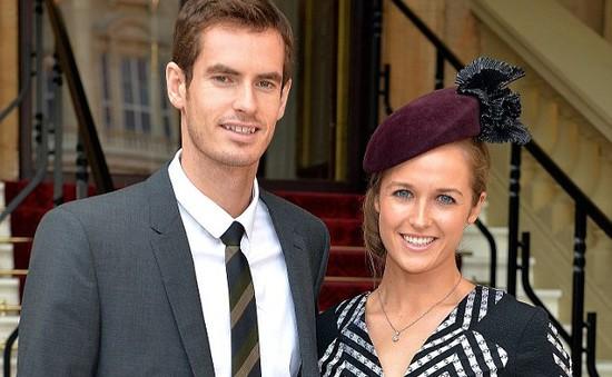 Andy Murray đính hôn