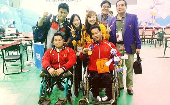 Asian Para Games 2014: Thành tích của đoàn TTVN không đến từ may mắn