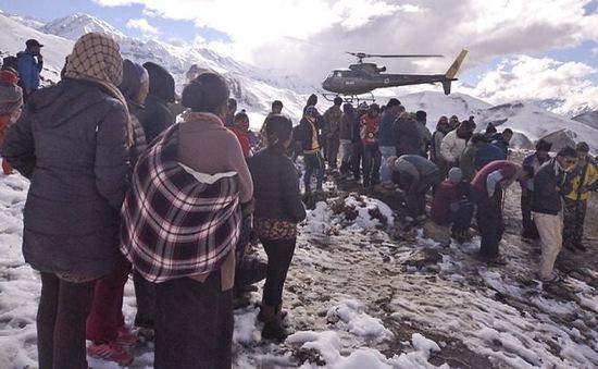 Xác minh thông tin người Việt Nam thiệt mạng vụ lở tuyết ởNepal