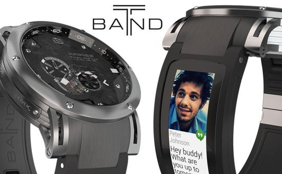 """Kairos Watch: Đồng hồ """"cơ học – thông minh"""""""