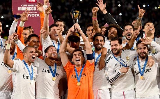 """Vô địch FIFA Club World Cup, Real Madrid tiến tới kỷ lục """"độc nhất vô nhị"""""""
