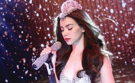 Hồ Ngọc Hà lộng lẫy và rực rỡ trong trailer Live Concert
