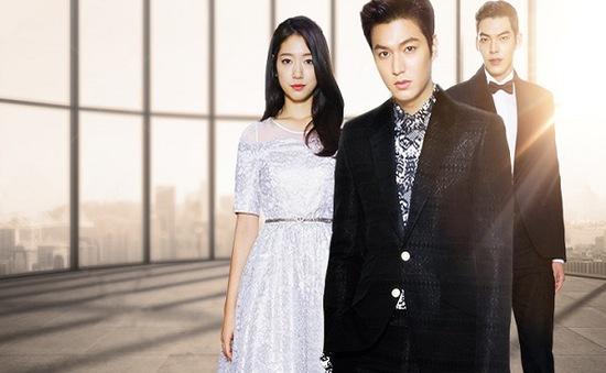 """Tái ngộ """"Kim Tan"""" Lee Min Ho với Người thừa kế trên kênh VTVcab 7"""