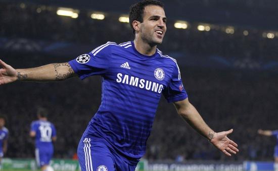 Cesc Fabregas sẽ là thủ quân mới của Chelsea?