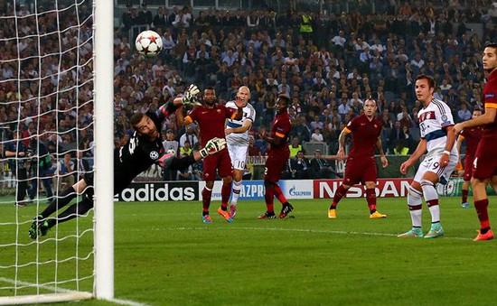 """Xác lập kỷ lục """"mưa bàn thắng"""" mới tại Champions League"""