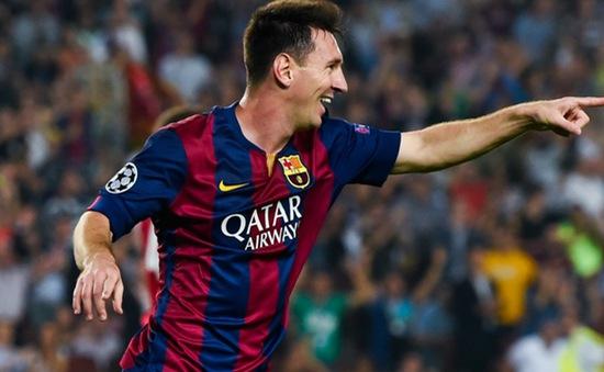 Messi quan tâm tới El Classico hơn kỷ lục cá nhân