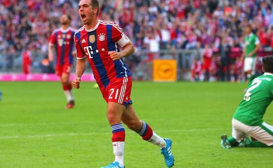 Phillip Lahm: Đừng hòng cản bước Bayern Munich