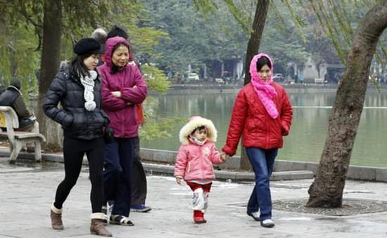 Ngày mai (8/11), miền Bắc có đợt khí lạnh bổ sung