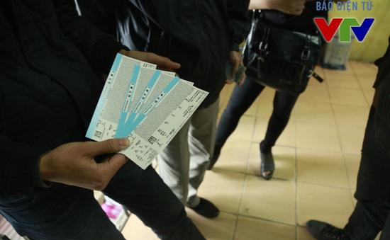 Khán giả tốn bao nhiêu tiền cho 1 trận đấu AFF Cup tại Mỹ Đình?