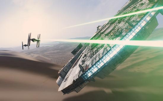 """Trailer mới của """"Star Wars 7"""" lập kỷ lục về lượt xem trên YouTube"""