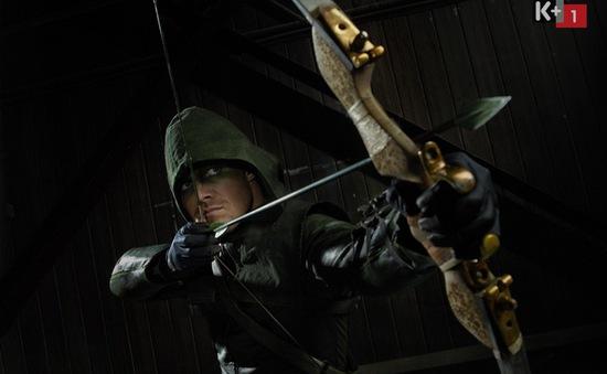 Phim đặc sắc trên K+: Arrow 1 – Trừ gian diệt bạo