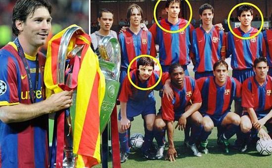 """Arsenal """"vồ hụt"""" Messi năm 16 tuổi vì giấy phép lao động"""