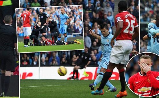 Man City 1-0 Man Utd: Quỷ đỏ tụt hậu