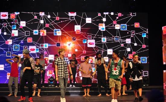 """""""Nóng"""" với hình ảnh của Ấn tượng VTV trước Lễ trao giải"""