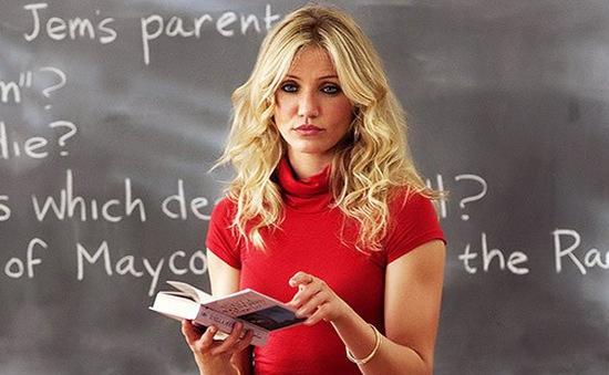 Phim đặc sắc trên Star Movies ngày 8/12: Bad Teacher