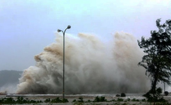 Cập nhật tin bão số 3 từ Hải Phòng
