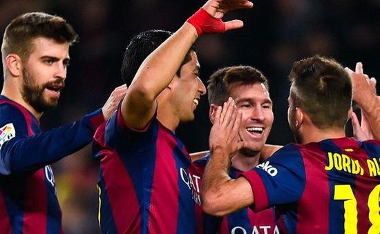 2014 – năm đáng quên của Barcelona