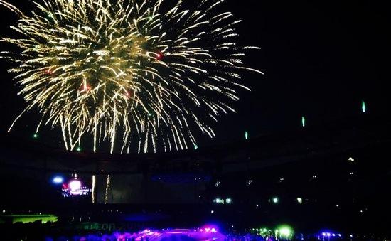 Asian Paragames 2014 bế mạc, Việt Nam xếp thứ 10 toàn đoàn