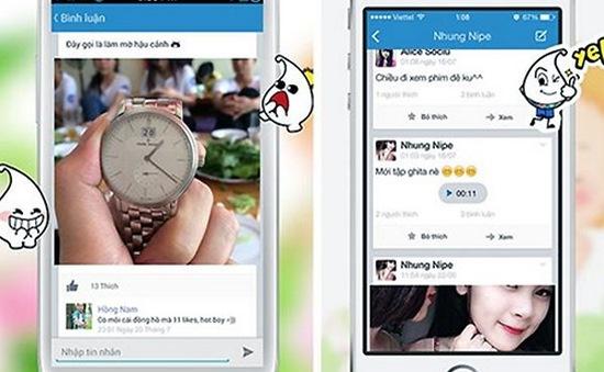 BomChat - Ứng dụng giúp gọi điện HD miễn phí
