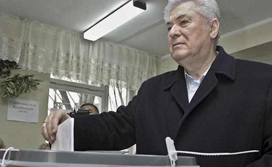 Bầu cử Quốc hội Moldova: Đảng thân Nga chiếm ưu thế số phiếu