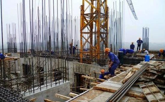 Chi phí xây dựng giảm 2 năm liên tiếp