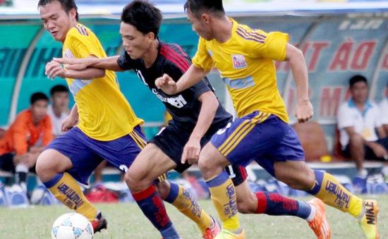 Giải U21 Quốc gia: SHB Đà Nẵng đứng đầu bảng A