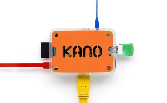 """Máy tính """"lắp ráp"""" Kano dành cho trẻ em"""