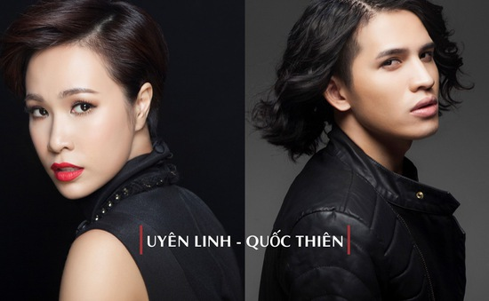 """Quốc Thiên và Uyên Linh """"kết đôi"""" trong single mới"""