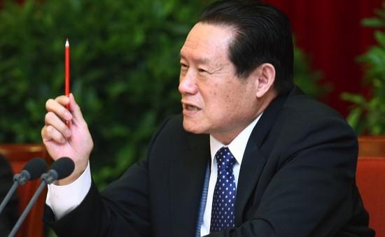 Trung Quốc điều tra 5 mạng lưới của Chu Vĩnh Khang