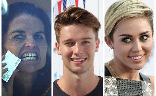 """Vợ """"Kẻ hủy diệt"""" phản đối con trai hẹn hò Miley Cyrus"""
