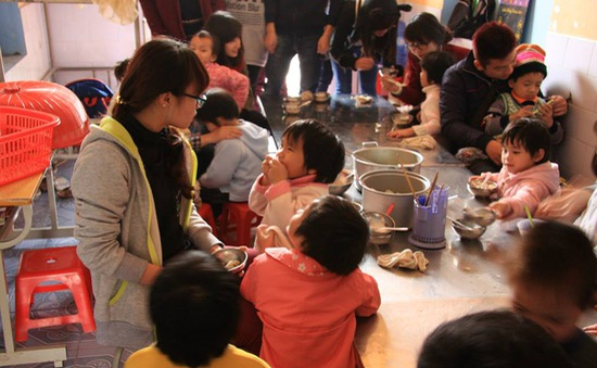 Cô nhi viện Thánh An Bùi Chu: Nơi cưu mang những tâm hồn trẻ thơ