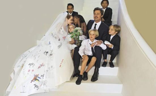 Những đám cưới đình đám nhất Hollywood năm 2014
