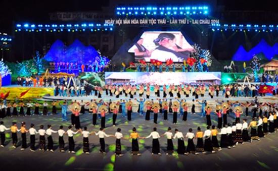"""Ấn tượng đêm khai mạc """"Ngày hội Văn hóa dân tộc Thái"""" 2014"""