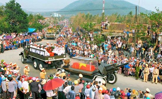 Đại tướng Võ Nguyên Giáp và những ký ức từ Điện Biên