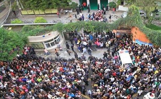 Trung Quốc: Giẫm đạp tại trường tiểu học, 6 học sinh thiệt mạng