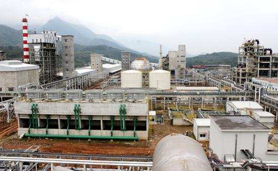 Lào Cai: Nhà máy DAP số 2 có sản phẩm đầu tiên